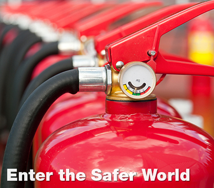 Design Safety Fire Extinguishers